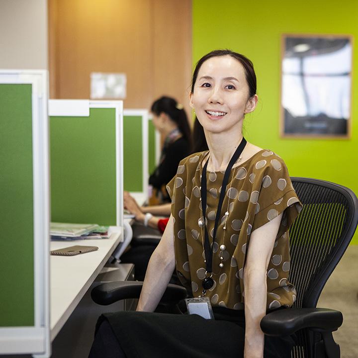 女性同士のしがらみが少ない&ハラスメント対策が進んだ企業が多い