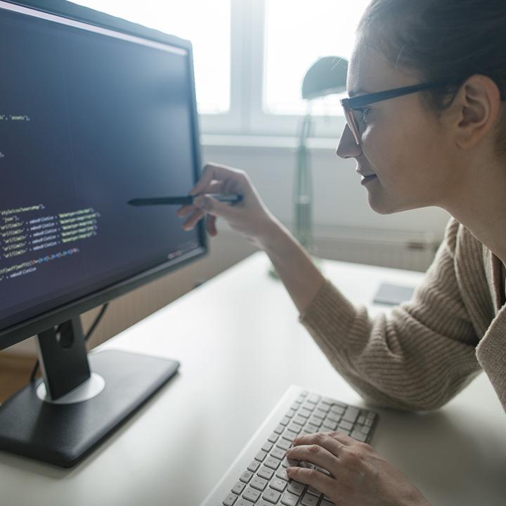 エンジニアの仕事に魅力を感じている女性が多い
