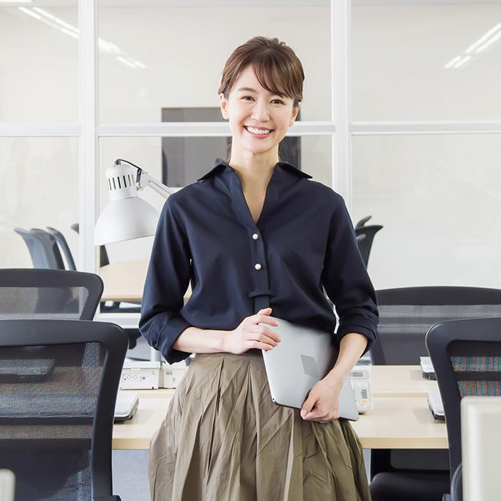 気になる!女性エンジニアの職場ファッション